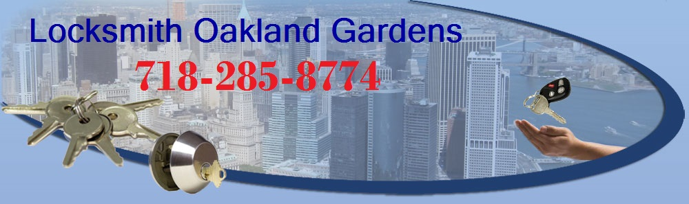 Locksmith Oakland Gardens Queens NY